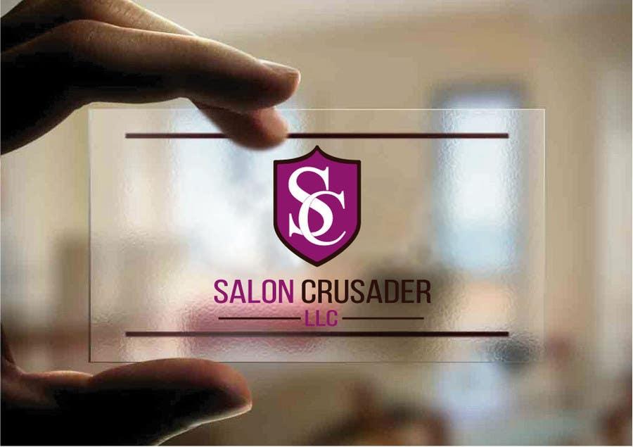 Bài tham dự cuộc thi #                                        23                                      cho                                         Design a Logo for Salon Crusader, LLC