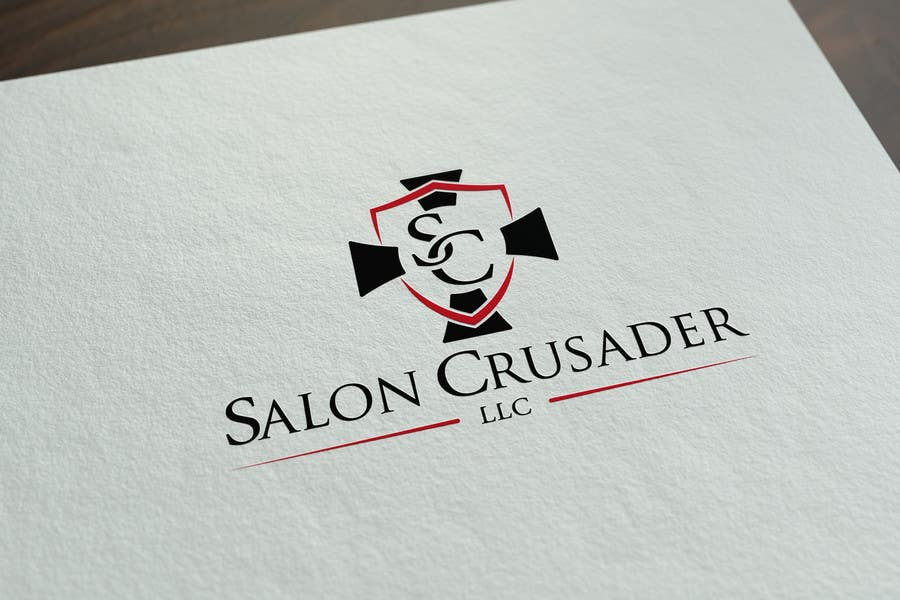 Bài tham dự cuộc thi #                                        20                                      cho                                         Design a Logo for Salon Crusader, LLC
