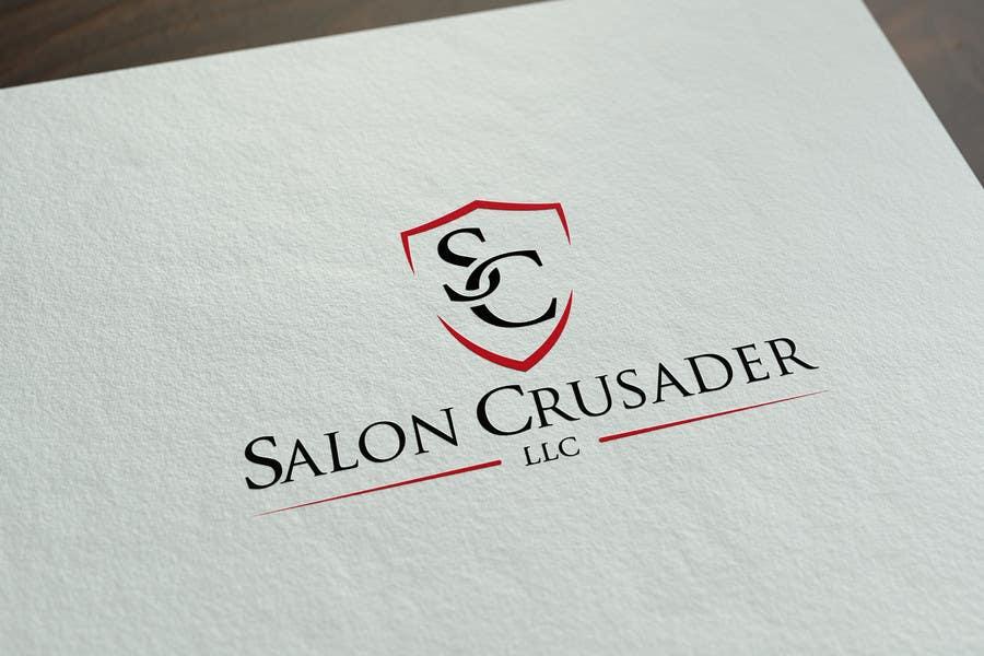 Bài tham dự cuộc thi #                                        21                                      cho                                         Design a Logo for Salon Crusader, LLC