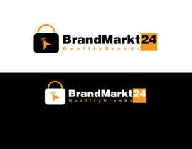 #176 for Logo for my Shopify Store brandmarkt24.de by fahmidasattar87