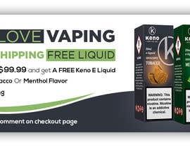 #21 untuk Free Liquid Banner oleh becretive