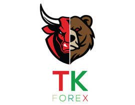 #189 for Logo for Forex Signals Provider (TK Forex) by mstsalma36925