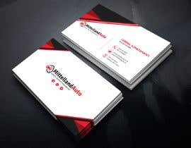 #431 for new Business card Design by jimhassan