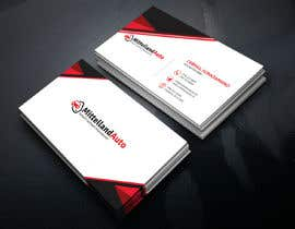 #432 for new Business card Design by jimhassan