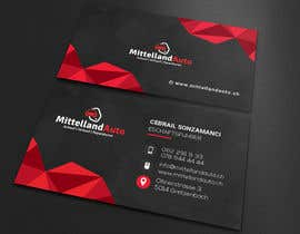 #413 for new Business card Design by Sumonco