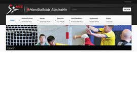 #15 para Logo integration into existing html template for a local sports club (handball) de foxxed