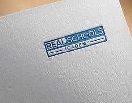 #556 for Real Schools Academy Logo af mdnazrulislammhp