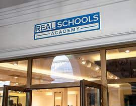 #557 for Real Schools Academy Logo af mdnazrulislammhp