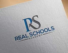 #406 for Real Schools Academy Logo af kajal015