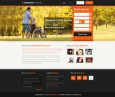Graphic Design Inscrição do Concurso Nº11 para Website Design for Dating website homepage