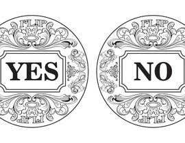 #110 pentru Logo / Coin illustrations de către reddmac