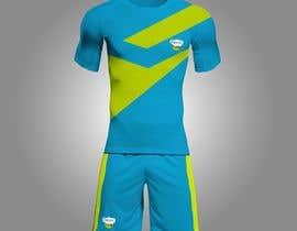 Nro 4 kilpailuun Design me a soccer jersey käyttäjältä Shtofff