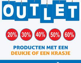 #104 for outlet banner by mahbubualam