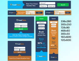 #22 for Hotel search banner ads (7 banners) by Kabirhossen840