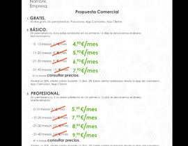 juanaguilar92 tarafından Diseño gráfico para una propuesta comercial için no 32