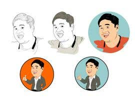 #7 for Need 8 caricatures done of my coworkers for their online avatars by lukkymakka