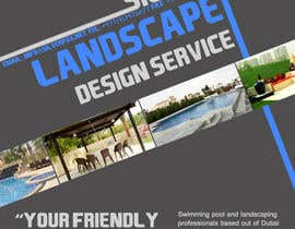 nº 15 pour Advertisement Design for Landscaping Service par kittikann