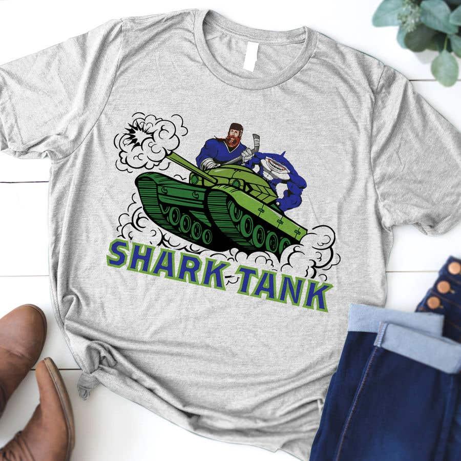 Penyertaan Peraduan #63 untuk t-shirt design / artwork