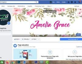 #69 for Face Page Cover and Profile Image by jubayerkhanab