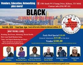 nº 30 pour Support The Boom Presents Black Economic Empowerment Workshop par khaledalmanse