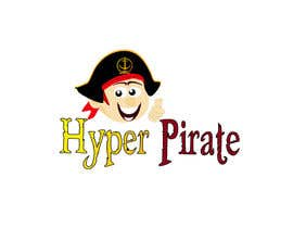#79 untuk Design a Logo for Hyper Pirate (new business and website) oleh kameshsai