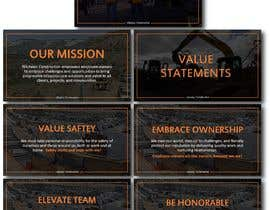 #73 cho Artwork for Mission, Vision and Value Statements bởi FALL3N0005000