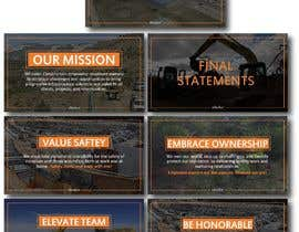 #113 untuk Artwork for Mission, Vision and Value Statements oleh FALL3N0005000
