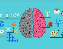 #34 for design vector of a brain by rajib68