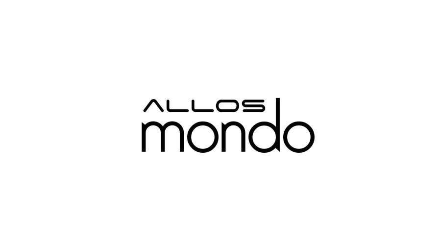 Bài tham dự cuộc thi #300 cho Allosmondo  logo