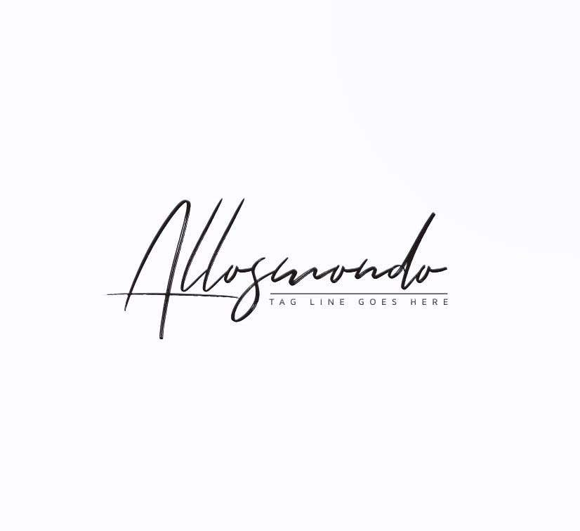 Kilpailutyö #61 kilpailussa Allosmondo  logo