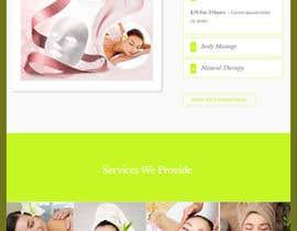 #4 para WordPress Theme Lingam massage por hosnearasharif