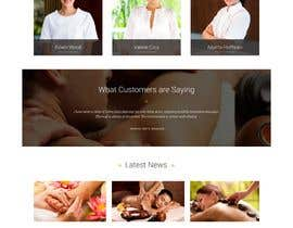 #19 para WordPress Theme Lingam massage por shariarmuntakim3