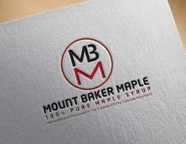 Nro 179 kilpailuun Logo for organic Maple syrup käyttäjältä Azeze