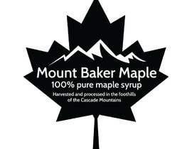 Nro 165 kilpailuun Logo for organic Maple syrup käyttäjältä dxiner101
