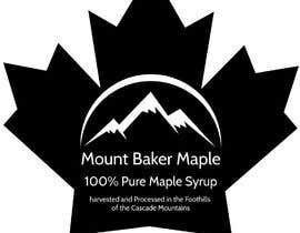 Nro 166 kilpailuun Logo for organic Maple syrup käyttäjältä dxiner101