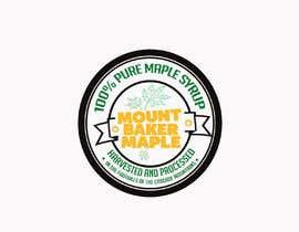 Nro 174 kilpailuun Logo for organic Maple syrup käyttäjältä sandralandron