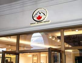 Nro 173 kilpailuun Logo for organic Maple syrup käyttäjältä eslamboully