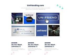 #29 cho Website plan to make money unfriending.com bởi serajummonera201
