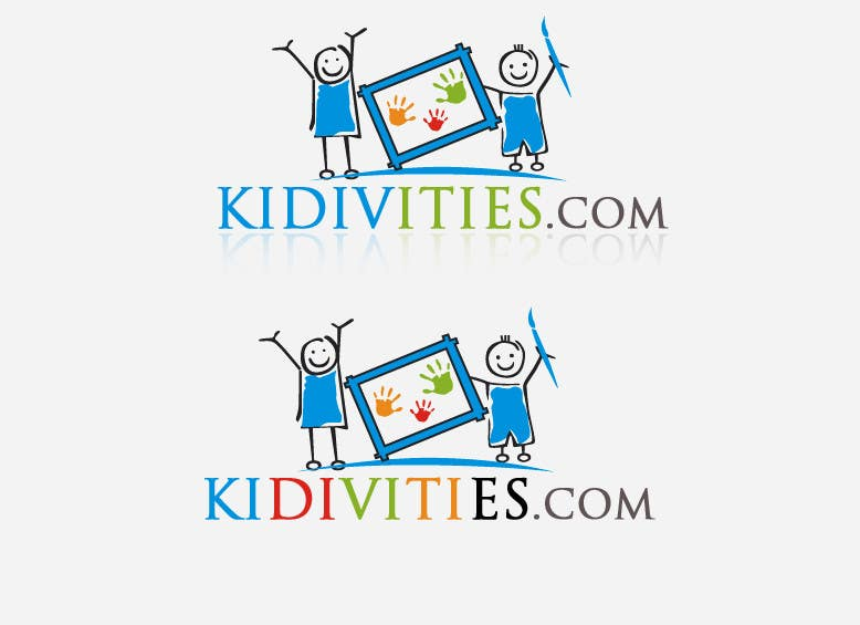 Contest Entry #145 for Logo Design for kidivities.com