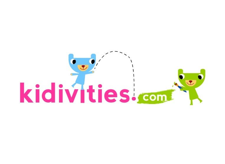 Contest Entry #76 for Logo Design for kidivities.com
