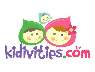 Contest Entry #50 for Logo Design for kidivities.com