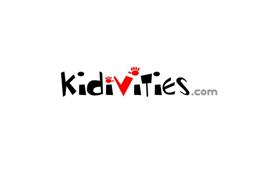 Contest Entry #                                        28                                      for                                         Logo Design for kidivities.com