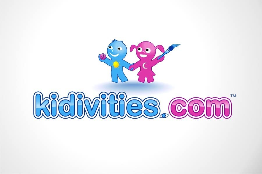 Contest Entry #333 for Logo Design for kidivities.com
