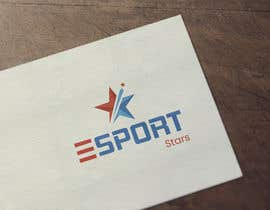 "#163 untuk Design me a Logo for ""eSport Stars"" oleh AdamAzam"