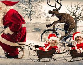 #20 para create a funny Christmas card 2019 por phamgia