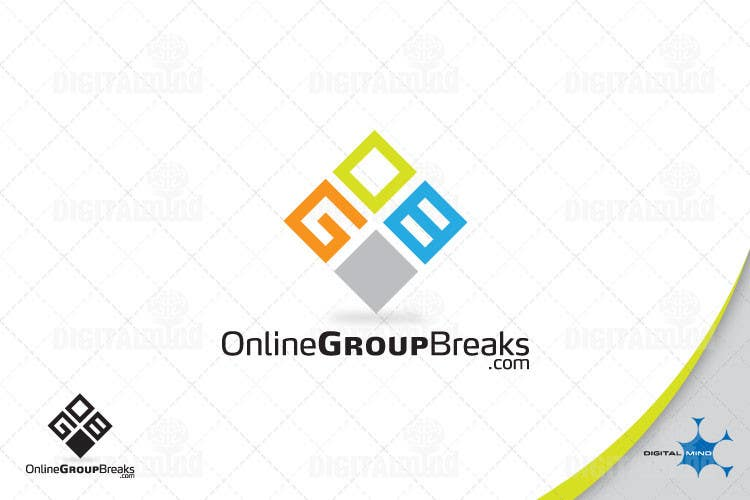 Penyertaan Peraduan #36 untuk Logo Design for OnlineGroupBreaks.com