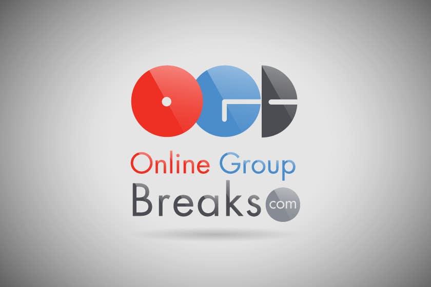 Penyertaan Peraduan #160 untuk Logo Design for OnlineGroupBreaks.com