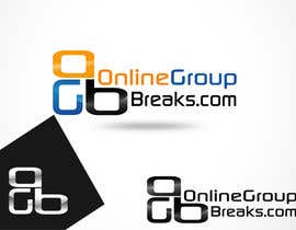 #94 para Logo Design for OnlineGroupBreaks.com por Don67