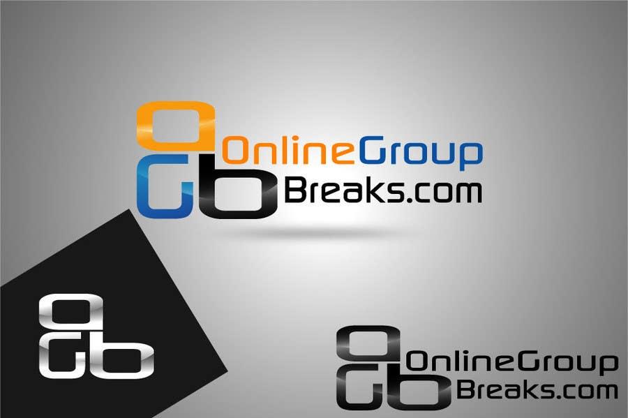 Penyertaan Peraduan #131 untuk Logo Design for OnlineGroupBreaks.com
