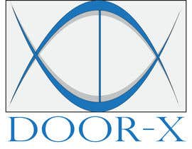 """#17 for Symetrical door with 4-position opening system """"Door-x"""" af ayeshaasad75"""